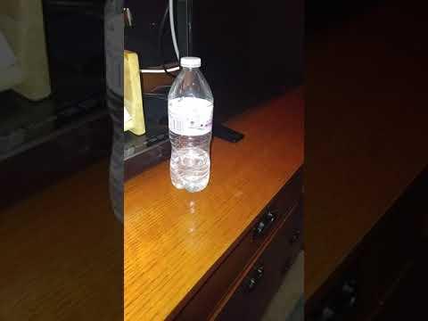 Water Bottle Flips and Flops