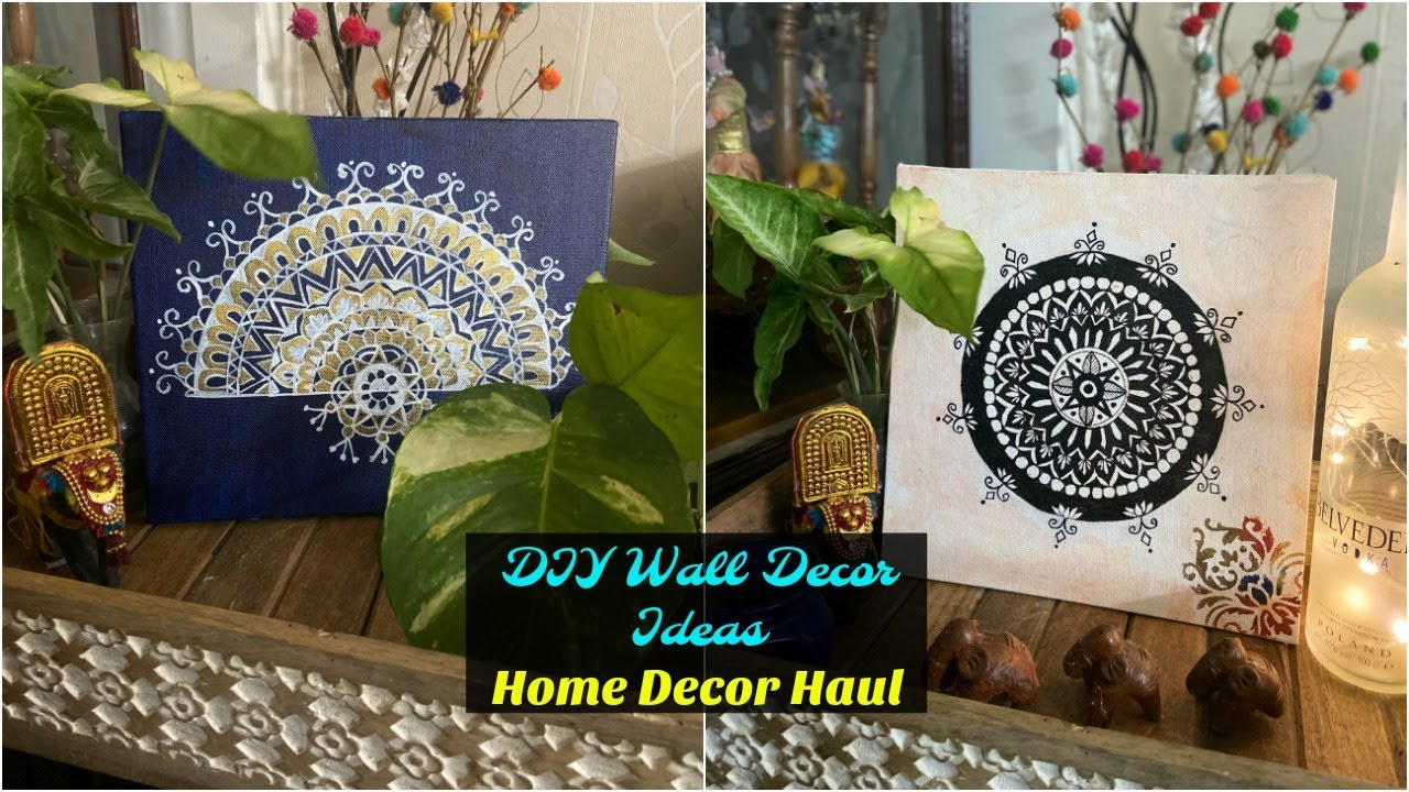 2 DIY Easiest Home Decor Ideas