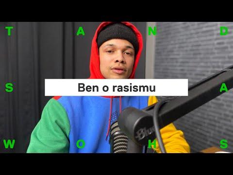 Ben Cristovao o rasismu: děti umí být největší hajz*íci, někdy to bolí (Patreon bonus)