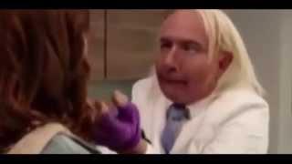 Dr Franff appears in Unbreakable Kimmy Schmidt episode
