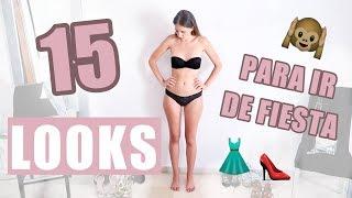 15 LOOKS PARA IR DE FIESTA | VERANO · DearDiaryBlog