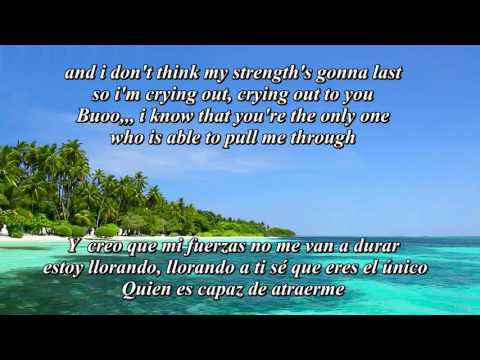 OPEN MY HEART( Yolanda Adams, playback, pista) with Subtitles in Spanish