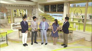 「シューイチ」放送終了後トーク(7月1日放送分) 梅雨も明け、最近関東...