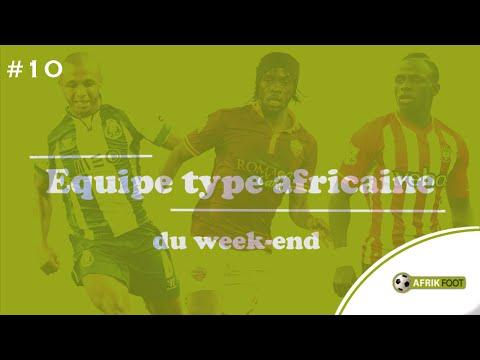 Le onze Afrik du week-end | #J10