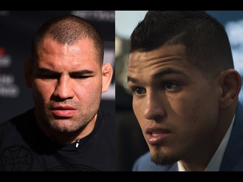 UFC 192: Fight Club Q&A with Cain Velasquez and Anthony Pettis