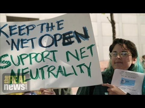 Protestors To Occupy FCC To Fight For Net Neutrality