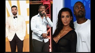 (FULL STORY) Drake's Diss To Kanye West Leads Rhymefest To Social Media Beef With Kim Kardashian