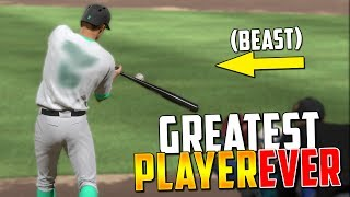 BEST PLAYER IN THE GAME! MLB The Show 17 | Battle Royale