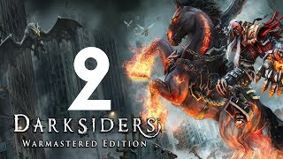 Darksiders Warmastered Edition — Dawać bossa - Na żywo