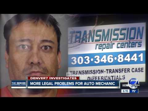 More legal problems for auto mechanic