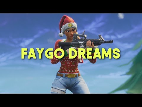 Fortnite Montage - FAYGO DREAMS