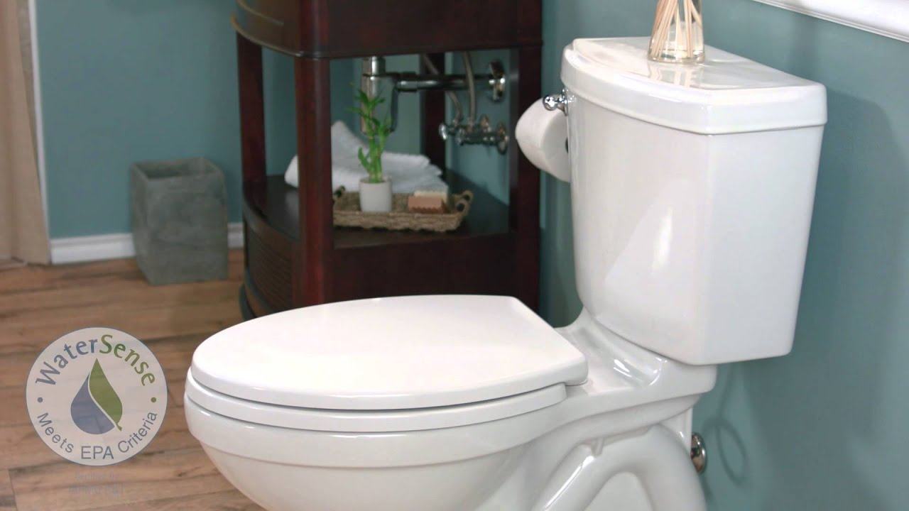 The Portsmouth Champion Pro Toilet By American Standard