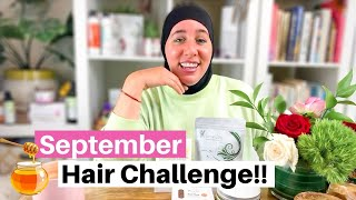 Join Our September 30 Day Hair Challenge! Watch this learn how to join! (LIVE Recap!)
