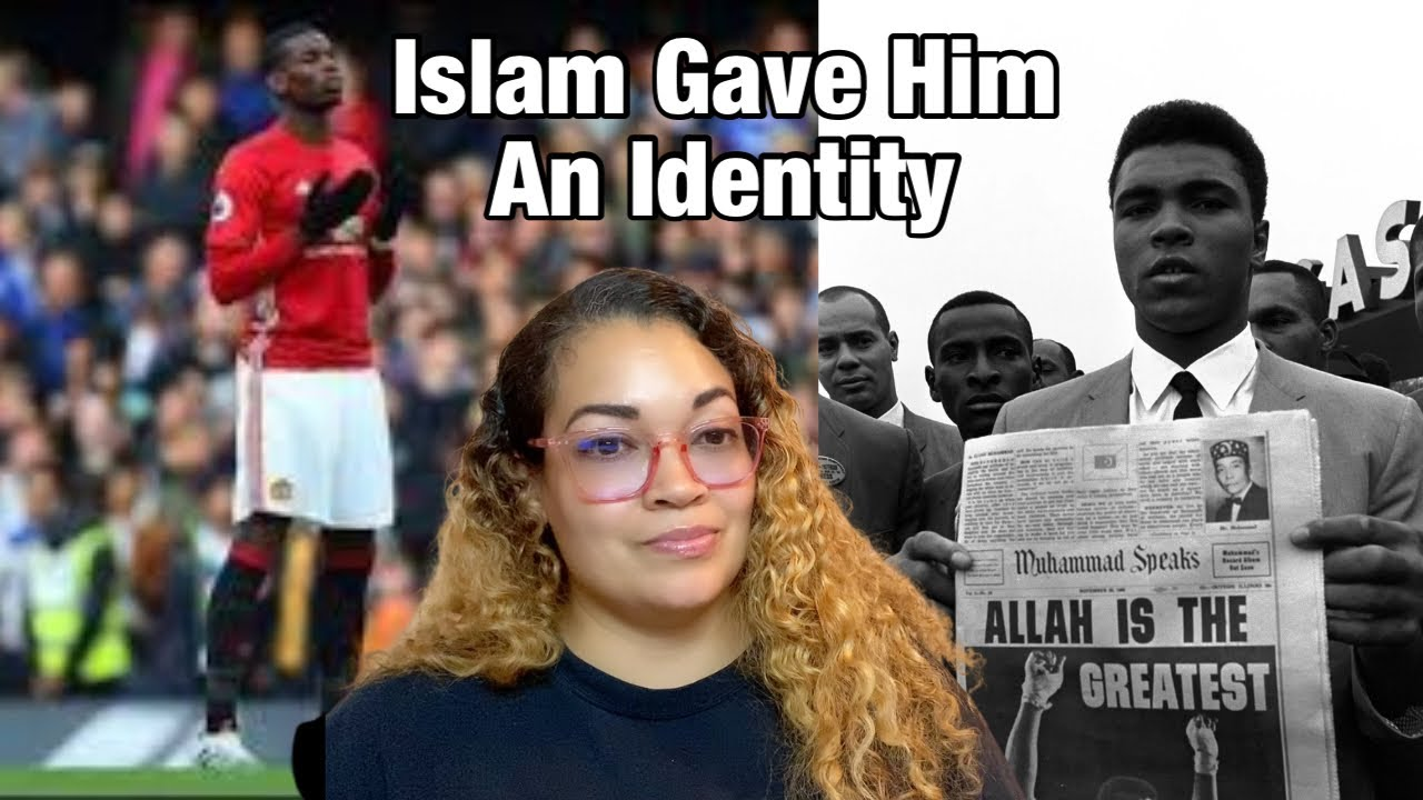 Download Soccer Player Paul Pogba On Islam and Muhammad Ali | REACTION
