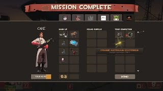 Team Fortress 2: Two Cities Loot (Tours 64-66): TWO AUSTRALIUM DROPS!