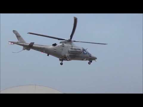 Philippine Navy AW109 Helicopter Video Compilation
