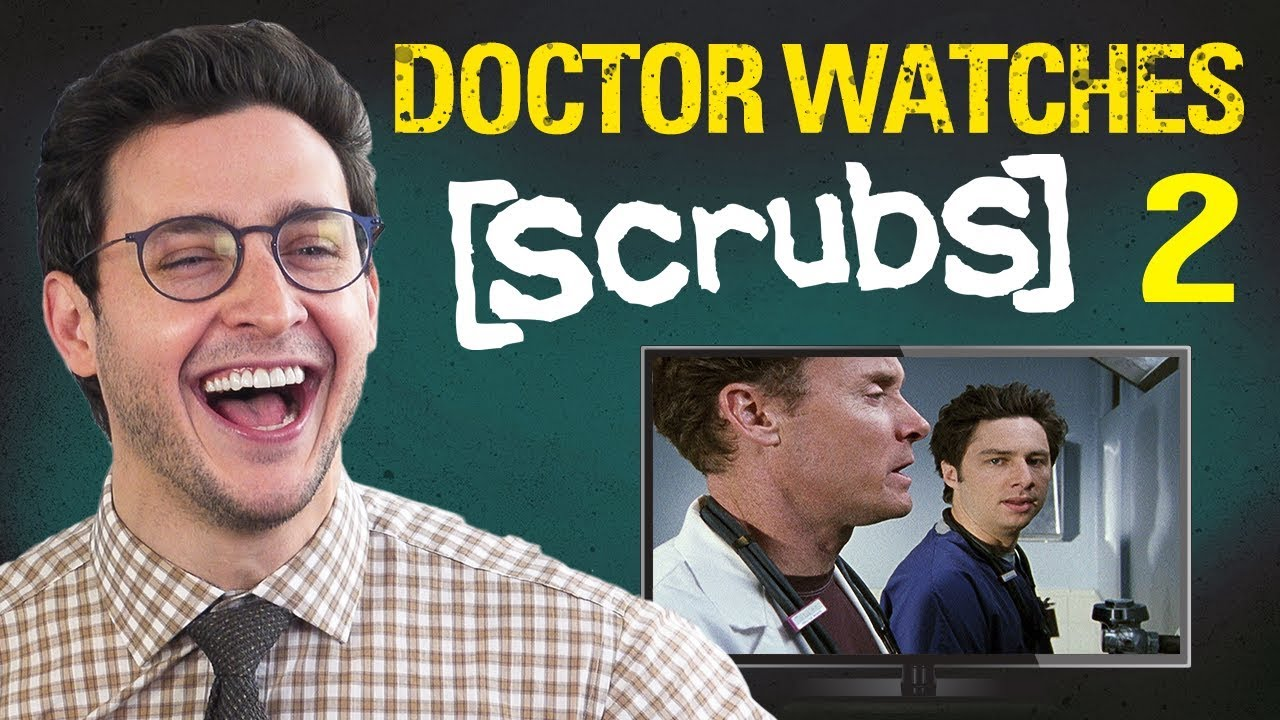 doctor-reacts-to-scrubs-2-medical-drama-review-doctor-mike