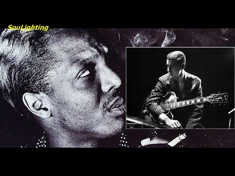 Jack McDuff feat. Kenny Burrell - Love Walked In (from cd: Crash!, 1994)