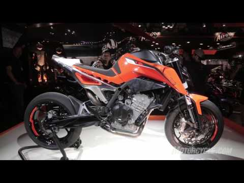 2017 ktm 790 duke preview youtube. Black Bedroom Furniture Sets. Home Design Ideas