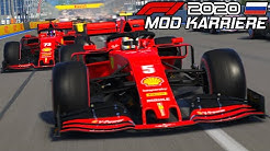 F1 2020 MOD KARRIERE #16: Sochi, Russland GP | Formel 1 2019 Gameplay German