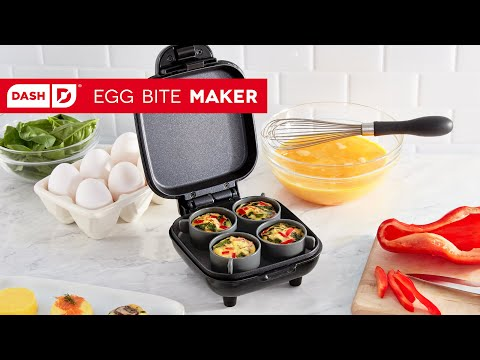 Dash Egg Bite Maker