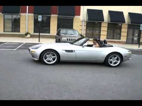 Bmw Z4 2x Bmw Z8 Silver Black Interior And Silver Red