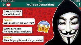 Der GAME MASTER bedroht PALUTEN! 😂😱 | YouTuber in einer WhatsApp Gruppe