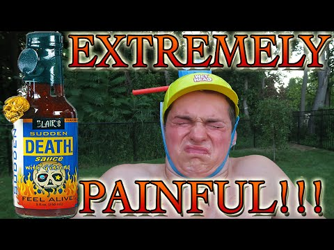 EXTREME WET HEAD CHALLENGE WITH HOT SAUCE! (GONE WRONG) - CHALLENGES