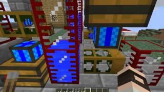 Minecraft Buildcraft Tutorial Completo Parte 1 de 3: Pipes, Energía y Refinado