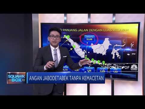 Buat Rugi Rp 65 T Setahun, Jakarta Posisi Ketiga Kota Termacet