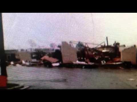 BREAKING: Tornado Trounces Tupelo Mississippi