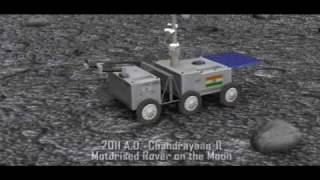 Chandrayaan-1 ISRO - India