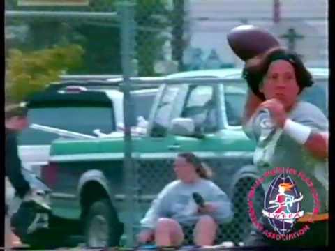 IWFFA / Women's Flag Football Commercial Edited by Sandra Scott Filmed by NFL Films Inc.