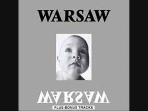 Novelty - Warsaw (Joy Division)