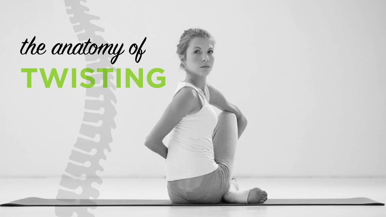 The Anatomy of Twisting - YouTube