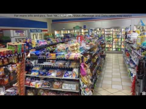 Gas Stations For Sale In SOUTH HOLLAND, IL 60473 Land Included, With Mini Mart Convenience Store