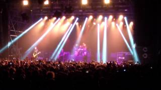Alter Bridge - Lover / Isolation live @ Atlantico Roma 2013 [1080p Audio HQ]