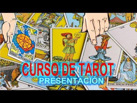 CURSO DE TAROT  - PRESENTACION -   Juan Francisco Barros   Aula Iniciática