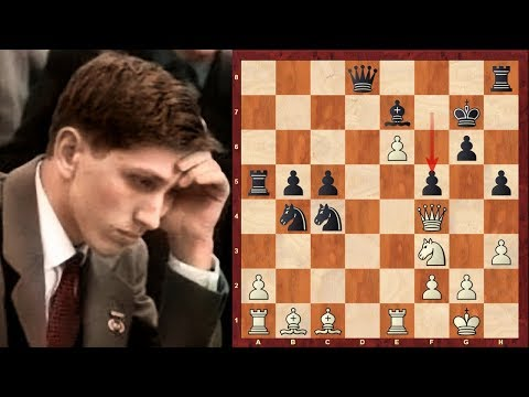Chess Champions: Ruy Lopez : Bobby Fischer vs Stein - Sousse 1967 - Ruy Lopez - When Champions Meet!