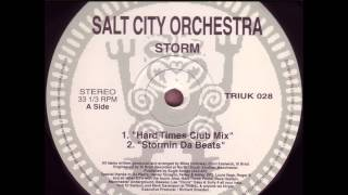 Salt  City  Orchestra - Storm -   Hard   Times   Club    Mix.    1995.      (HD).