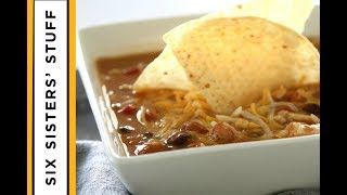 How to Make Slow Cooker 8-Can Taco Soup