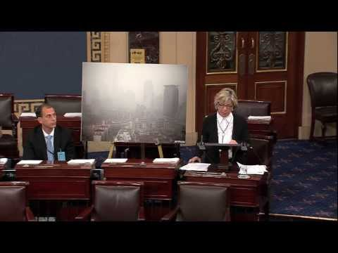 Boxer Speaks on the Need for U.S. Leadership to Address Climate Disruption (April 8, 2013)