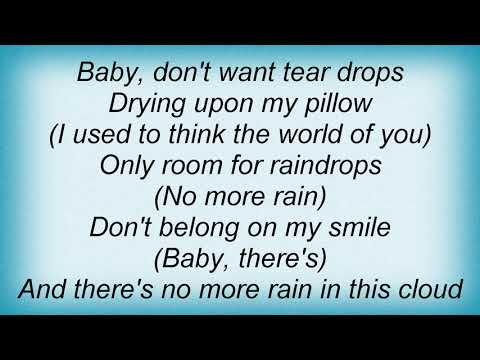 Angie Stone - No More Rain Lyrics