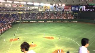 Yomiuri Giants v Tokyo Yakult Swallows