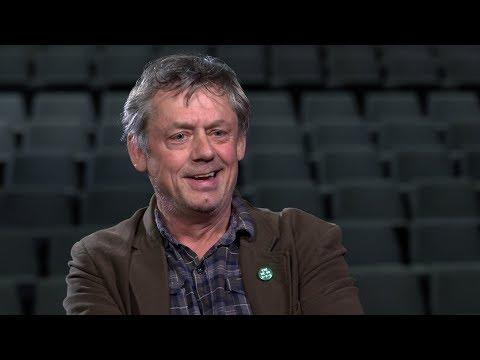 Graham Fellows (AKA John Shuttleworth) on Joe Orton