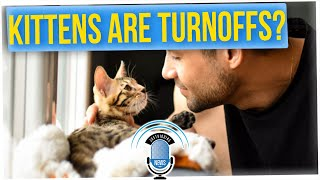 Women Find Single Men With Cats Less Dateable (ft. Mike Tornabene)