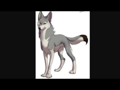 Anime Wolves - Break The Rules