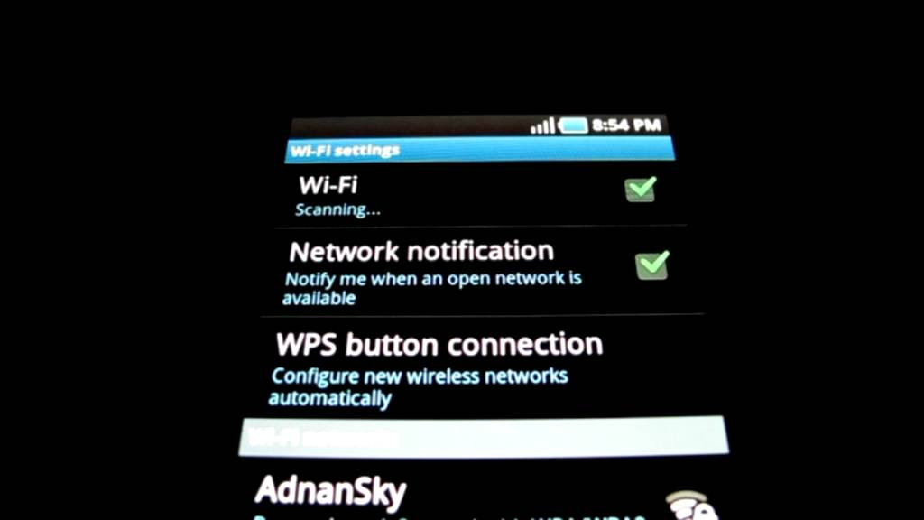 Android wifi obtaining ip address issue workaround youtube greentooth