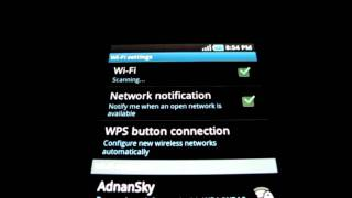 Android Wifi Obtaining IP address issue workaround