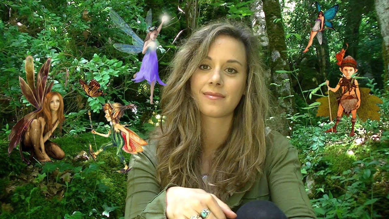 nature spirits elementals fairies elves gnomes unicorns